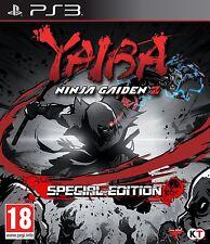 Yaiba: Ninja Gaiden Z - Special Edition (Playstation 3) (UK IMPORT) neuf