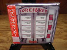 FOREIGNER RECORDS COLLECTORS JAPAN OBI REPLICA OF THE ORIGINAL LP IN A SEALED CD
