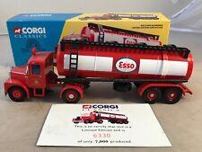 Corgi Classics 16302 Scammell Highwayman & Tanker Trailer set ESSO 1:50 scale