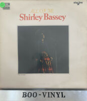 "4 x Shirley Bassey 12"" LP Record Albums Vinyl - All In Vg+ Or Better See Pics"