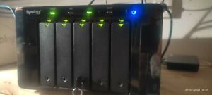 Nas Synology DS 1512+ 5 Baies