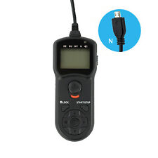 JJC TM-N Timer Remote for SAMSUNG NX500 NX200 NXF1 NX1 NX MINI NX300M NX2000 etc