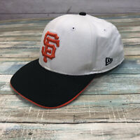 San Francisco Giants New Era 9Fifty Original Fit SnapBack Baseball Hat MLB
