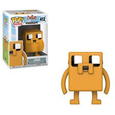 FUNKO POP! TELEVISION: Adventure Time / Minecraft - Jake [New Toy] Vinyl Figur