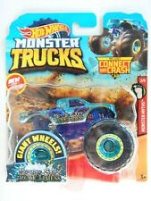 Nessie-Sary Roughness Monster Truck (Connect & Crash Car)(Hot Wheels)(2018)