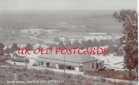 South Africa - UITENHAGE, View from Cannon Hill, Real Photo.