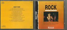 IGGY POP Live FRENCH CD Hard/Rock/Punk/Heavy/Metal/Stooges