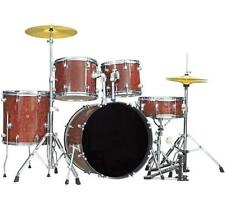 5 Pieces Drum Set With Hardwares, Pedals and Stool