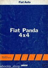 CD MANUALE OFFICINA ASSISTENZA TECNICA FIAT PANDA 4x4 ZFA141 A112B1 965 cc
