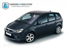 Ford C Max 1.8 2003-2007 QQDB - Engine Supplied & Fitted