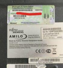 Windows XP Home Edition-product key Fujitsu Siemens