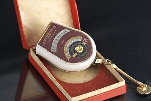 Bewi Amateur Selen Belichtungsmesser Light Meter Lightmeter OVP CE10393
