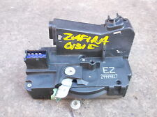 VAUXHALL ZAFIRA A MK1 DRIVERS SIDE FRONT CENTRAL DOOR LOCKING MOTOR / LOCK - O/S