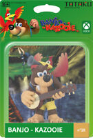 BANJO - KAZOOIE - Totaku Figure №28 XBOX First Edition NEW SEALED in Damaged Box
