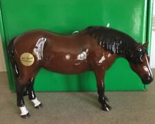 Brown Animals 1980-Now Beswick Pottery Horses & Foals