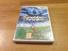 Xenoblade Chronicles (Nintendo Wii, 2011, DVD-Box)