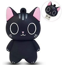 Leizhan Cute Cat 16G Flash Driver Memory USB Pendrive For Laptop Phone Cute Gift