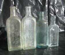 VTG Atwood's Jaundice Bitters Dr. W. B. Caldwell's Syrup Pepsin Aceite Mexicano