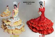 Marin Chiclana - Doll Flamenco Muñeca 26 cm Vintage