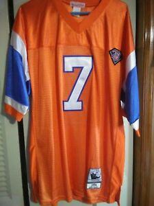 John Elway Denver Broncos Jersey Size 54 XL