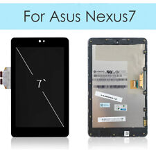 Genuine Asus google nexus 7 LCD Touch Digitizer Screen Assembly + Frame wifi uk