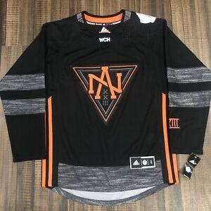 Adidas Team North America NHL Hockey Jersey 2016 World Cup of Hockey Black S