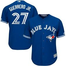 Toronto Blue Jays Vladimir Guerrero Jr Alternate Jersey Baseball Cool Base XL