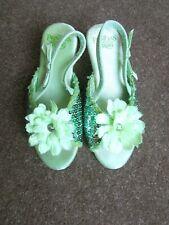 DISNEY STORE Princess Tiana Shoes Size 7-8 UK