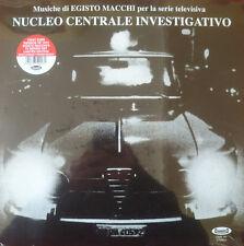 """Egisto Macchi – Nucleo Centrale Investigativo LP & 7"""" Cinedelic AYNA Library"""