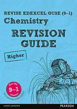 Buy chemistry school textbook and study guide ebay revise edexcel gcse 9 1 chemistry higher revision guide with free fandeluxe Gallery