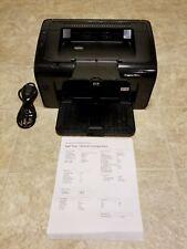 HP  LaserJet Pro P1102w Standard Printer Laser Printer