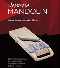 NEW BENRINER SUPER Garnish Slicer Japanese Mandolin Mandoline Cutter Vegetables