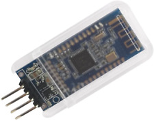 Dsd Tech Hm 10 Bluetooth 40 Ble Ibeacon Uart Module With 4pin Base Board For Ar