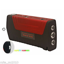 16800 mAh Power Bank Jump Starter Battery For Car Start Up,Electric Power Supply