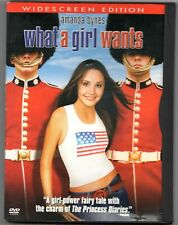 What a Girl Wants (DVD, 2003, Widescreen)