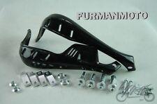 Handguards Handschutz Satz NEU  Motocross Cross Enduro Set BLACK 5243 BEST PRICE