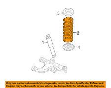 NISSAN OEM Rear Suspension-Coil Spring 55020ZQ20B