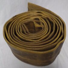 """Boat/Dock Bumper,Thick Wide Padding Chafe Guard,Rubber Industrial Hose 25' x 6"""""""