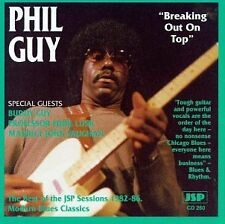 PHIL GUY BREAKING OUT ON TOP BEST OF 1982-86 CD NEW not sealed