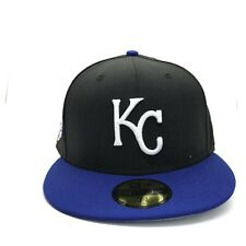 Kansas City Royals 40th Anniversary 59FIFTY New Era Authentic MLB Fitted Cap