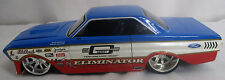 "Xrare 1964 FORD FALCON JADA BIGTIME MUSCLE 1:24 DIECAST ""ELIMINATOR"""