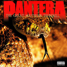 Pantera ‎- The Great Southern Trendkill / EastWest Records America ‎CD 61908-2
