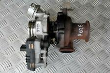 BMW 3-series F30 320d B47D20A turbocharger 8570082 with actuator 6NW010430-12