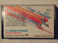 MC Pole position 2 cassette k7  SCIALPI MIKE FRANCIS ULTRAVOX COME NUOVA LIKE NE