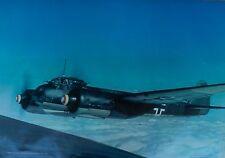 6 hochwertige Farbposter Format A1 Originalaufnahmen Ju 88 Me 109 BF110 Di 17 MC