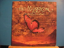 The Mission - Butterfly On a Wheel - Free UK Post