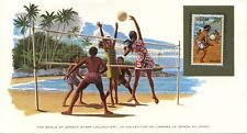 WORLD OF SPORT / MONDE DU SPORT / LE VOLLEY-BALL / VOLLEYBALL / TOKELAU