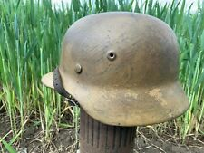 WW2 German helmet  M40 64  DAK