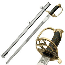 Collector's Edition Handmade Replica Civil War Shelby Officer's Sword