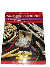 Pw21Tb - Standard of Excellence Enhanced Book 1 Trombone + 2 Cds